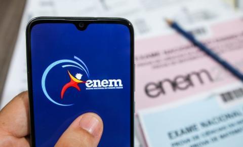 Enem Digital tem atraso na aplicação e índice recorde de abstenção