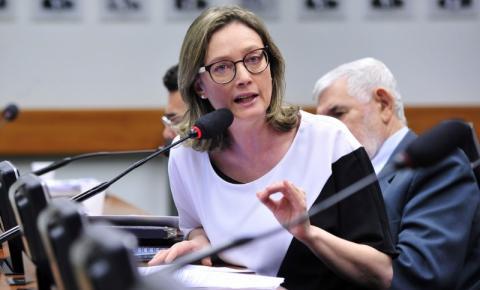 Deputada Maria do Rosário teria simulado agressão durante sessão na Câmara