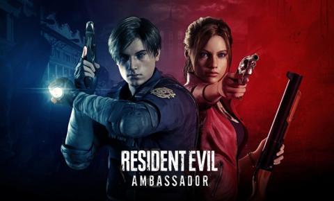 Resident Evil ganhará novo filme e game