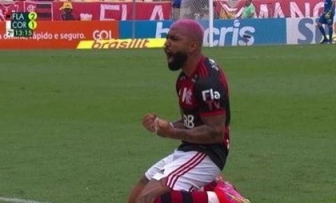 Flamengo vivo na luta pelo o campeonato e Timão se complica por uma vaga na Libertadores