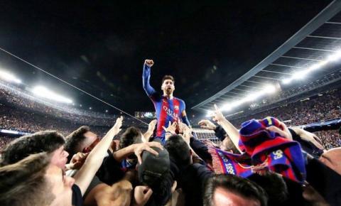 """Barcelona x PSG: equipes se reencontram pelas oitavas da Champions, quatro anos após """"La Remontada"""""""