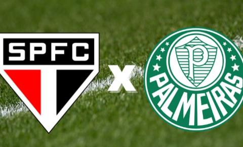 São Paulo recebe o Palmeiras em jogo decisivo pelo título