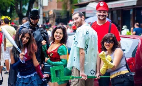 Carnaval Geek: às vezes que o mundo geek encontrou a folia