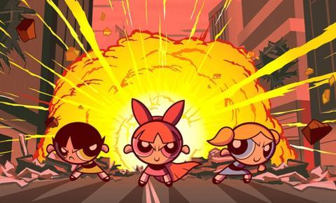 Série Live-action 'Powerpuff Girls' está em desenvolvimento na CW