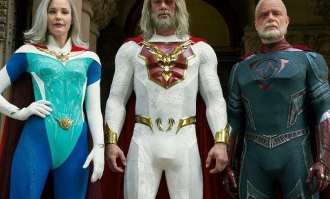 O Legado de Júpiter: o que esperar da nova série de super-heróis da Netflix.