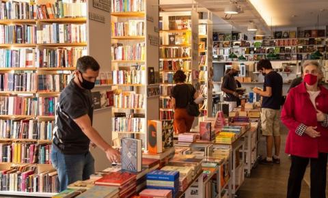 Mercado de livros se reinventa e consegue bons números em 2020