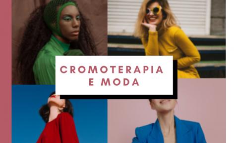 Cromoterapia: Conheça os efeitos terapêuticos desse método na Moda