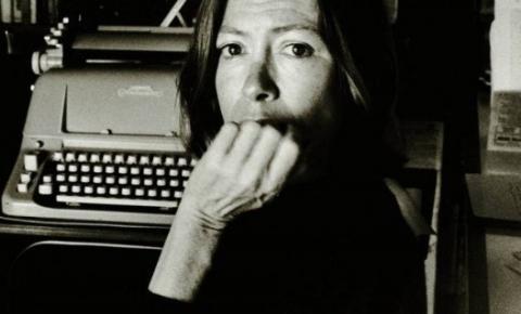 Pelo olhar de Joan Didion