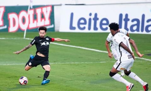 Bragantino e Corinthians ficam no empate em noite de estreias pelo Campeonato Paulista