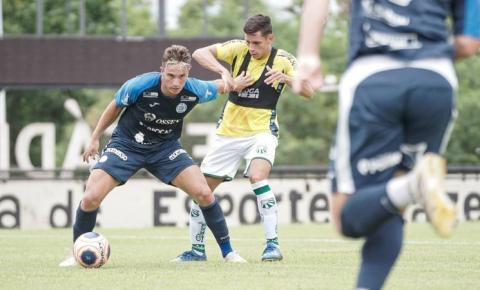 Juninho Manella fica de fora da lista de inscritos do São Bento no Paulistão