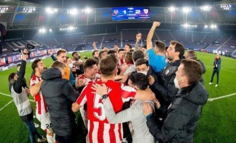 Athletic Bilbao vence o Levante UD e enfrentará o Barcelona na final da Copa do Rei