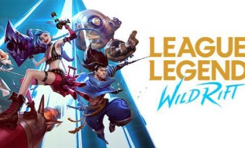 League of Legends: Wild Rift ganha data de lançamento no Brasil