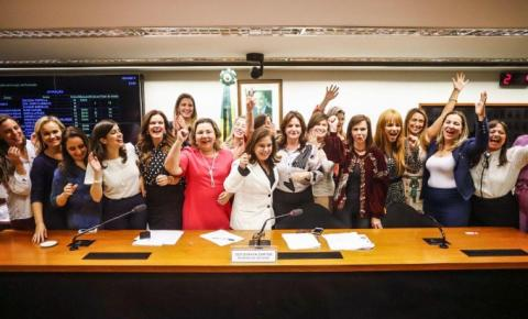 8 de Março: Políticas de diversos partidos comemoram o Dia da Mulher