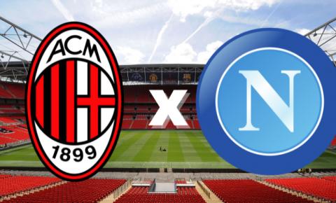 Milan enfrenta o Napoli em busca da liderança na Serie A