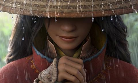 'Raya e o Último Dragão', primeira animação lançada no Disney+ e nos cinemas