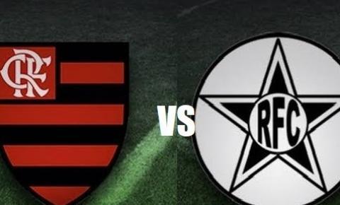 Flamengo e Resende se enfrentam pelo Campeonato Carioca