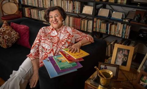 Ruth Rocha : 90 anos de pura história para contar