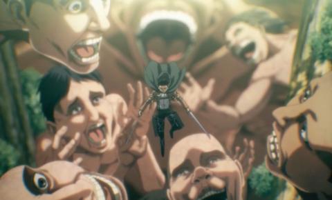 Após terremoto no Japão, episódio de Attack on Titan é adiado