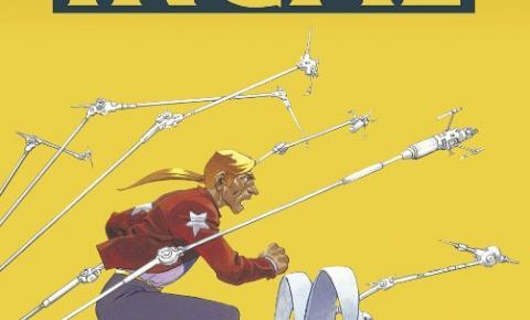 INCAL, uma das maiores obras de Jodorowsky e Moebius, é relançada em edição completa no Brasil
