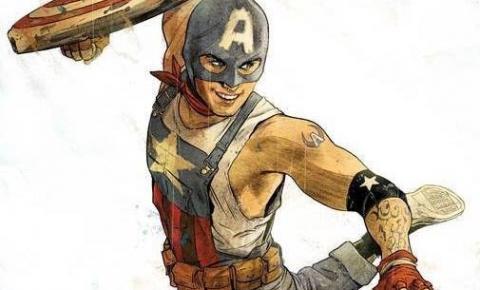 Capitão América | Primeira versão gay do super herói é confirmada