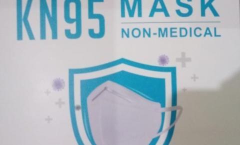 Governo Federal compra e distribui máscaras consideradas impróprias para profissionais da saúde