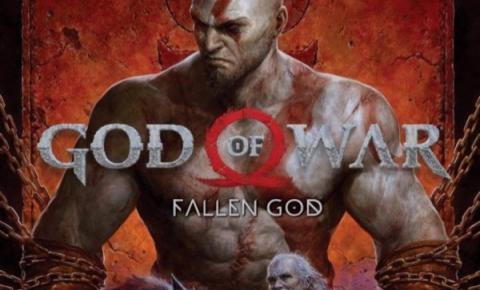 God of War: HQ com história de Kratos é lançado nos EUA