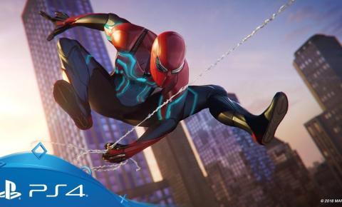 Spider-Man: Velocity e outros lançamentos anunciados pela Marvel