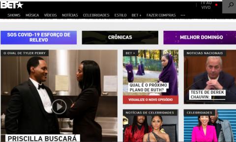 Uma nova plataforma de streaming voltado para a comunidade negra é lançada no Brasil