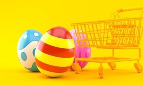 Empresas e supermercados apostam em e-commerce para Páscoa 2021
