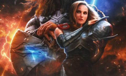 Thor 4 | Russel Crowe é escalado para o filme da Marvel