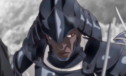 Netflix divulga o trailer de Yasuke, anime inspirado na vida do único samurai negro