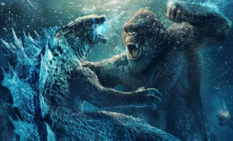 Godzilla vs Kong traz o embate épico entre os dois maiores titãs dos últimos tempos