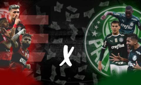 Supercopa: Flamengo e Palmeiras disputam a primeira taça do ano