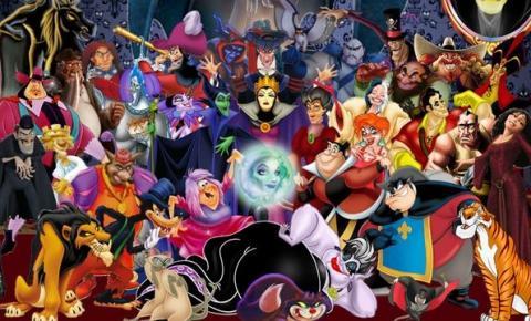 Os vilões mais amados das animações da Disney