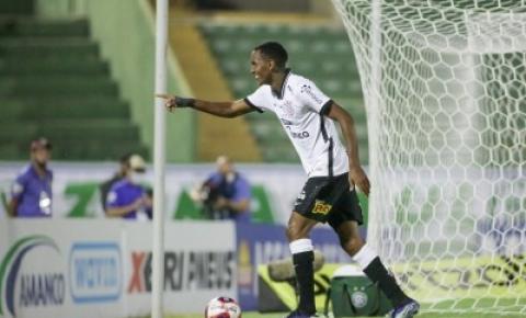 Corinthians vence Guarani fora de casa, e mantém invencibilidade no Campeonato Paulista