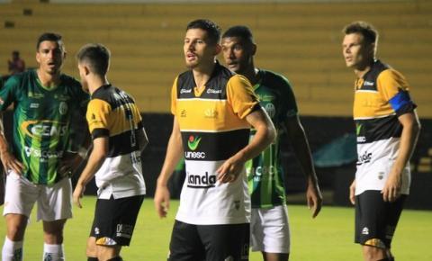 Criciúma derrota Metropolitano e quebra jejum de vitórias no Catarinense