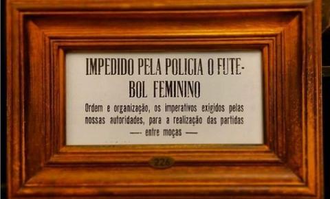 Decreto-Lei que impediu a prática do futebol feminino completa 80 anos