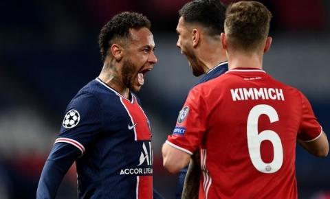 PSG supera o Bayern de Munique nas quartas de final da Liga dos Campeões e