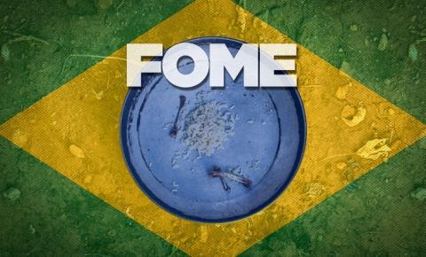 Em meio à pandemia, quase 117 milhões de brasileiros sofrem com insegurança alimentar