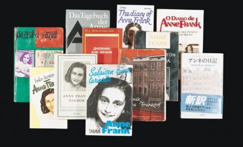 O vívido legado de Anne Frank