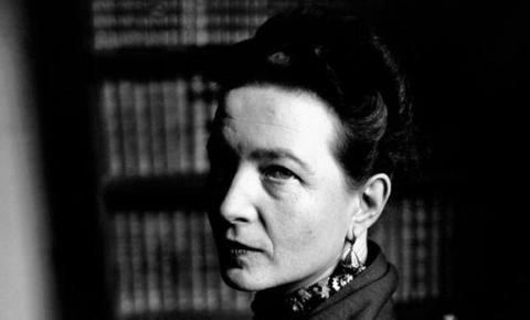 Simone de Beauvoir por ela mesma