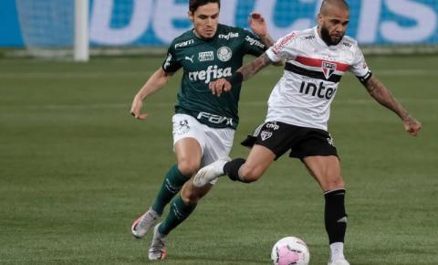 Palmeiras e São Paulo se enfrentam pela 5ª rodada do Campeonato Paulista