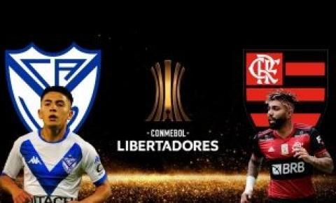 A Glória Eterna: Flamengo e Vélez começam suas trajetórias na Libertadores