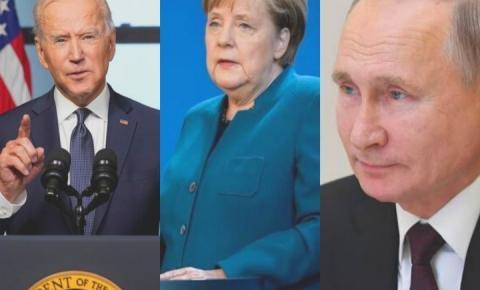 Clima tenso entre Rússia e Ocidente