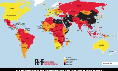 Ser jornalista no Brasil: vivendo na zona vermelha do ranking de Liberdade de Imprensa