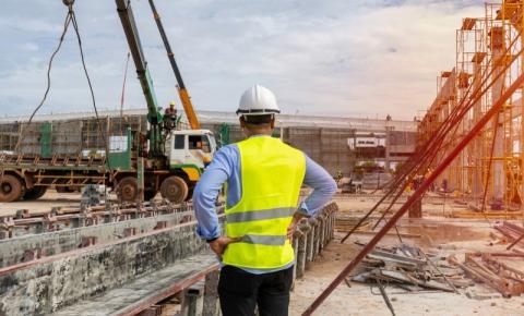 Custo da construção civil tem inflação acumulada em 11,95% nos últimos 12 meses