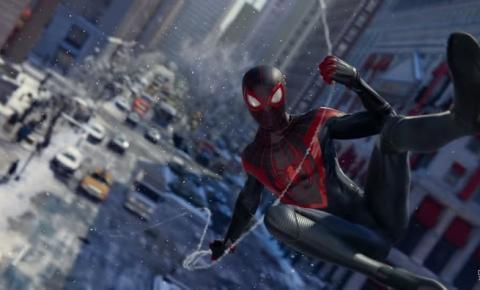 Spider-Man: Miles Morales ultrapassa as vendas de The Last of Us 2 e Ghost of Tsushima