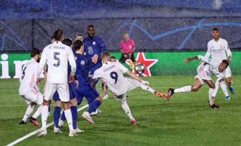 Chelsea e Real Madrid ficam no empate e deixa classificação em aberto