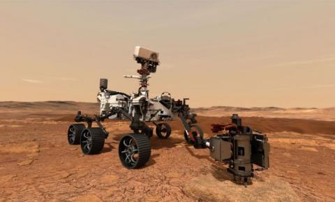 Nasa produz oxigênio em Marte pela primeira vez