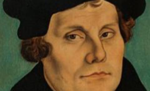 Lutero: salvação somente pela fé e não por obras
